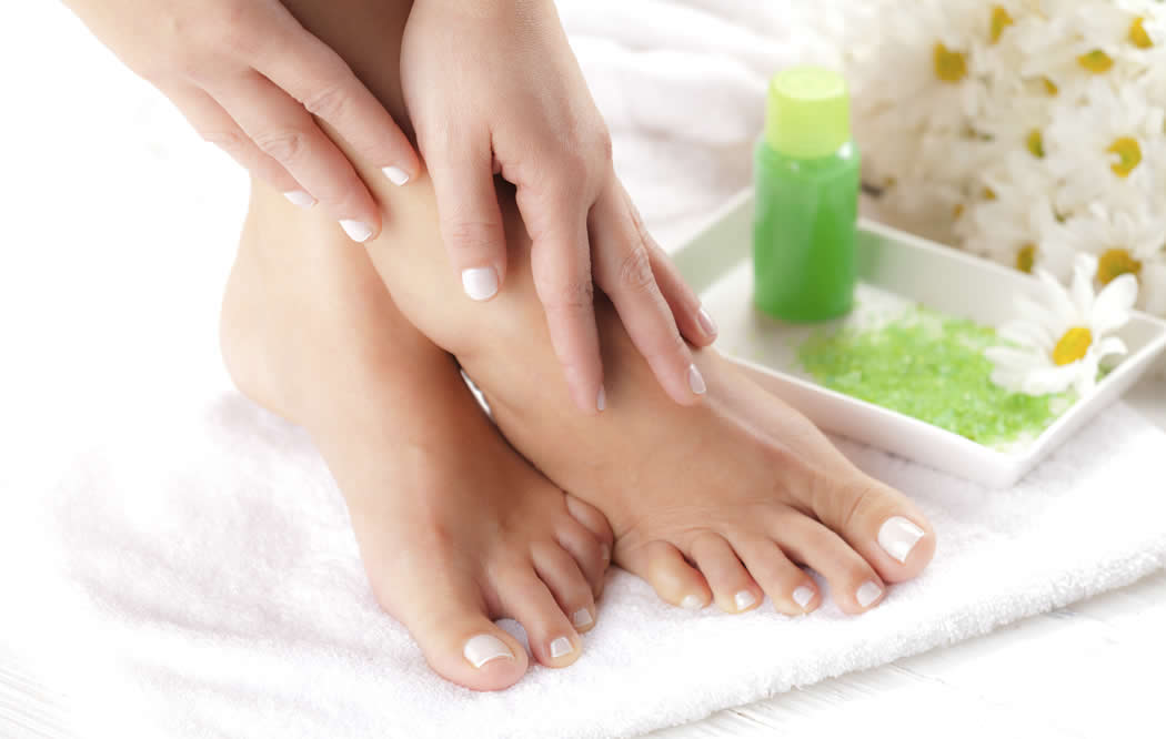Tathan Beautique Feet Treatment