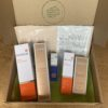 Group shot of the Gentle MAN Ultimate skincare box