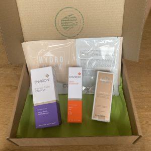 Gentle MAN Skincare box